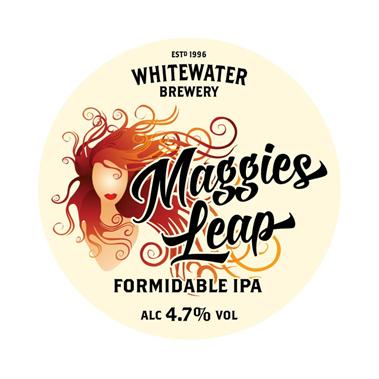 Maggies Leap logo
